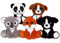 Gipsy - Puppy Eyes Pets Nature 22 cm PK6