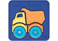 Green Toys - 3D Puzzle Dump Truck - CDU6