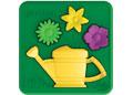 Green Toys - 3D Puzzle Garden - CDU6