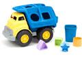 Green Toys - Shape Sorter Truck