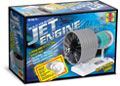 Jet Engine Two Spool Turbo Fan