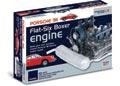 Porsche Boxer Flat 6 Cylinder Engine