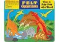 Felt Creations Dinosaurs