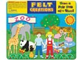 Felt Creations - Zoo