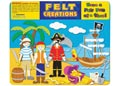 Felt Creations – Pirate Ship