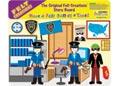 Felt Creations – Police Station