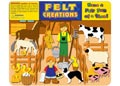 Felt Creations – Barn