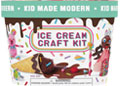 Kid Made Modern -Ice Cream Craft Kit