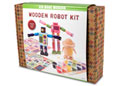 Kid Made Modern - Wooden Robots Kit