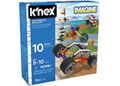 K'Nex - Fast Vehicles Building Set