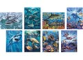 POSTER Oceans Refill 48PC