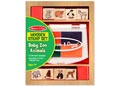 M&D – Baby Zoo Animals Stamp Set
