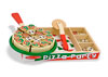 Melissa & Doug – Pizza Party Cutting Food