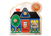 Melissa & Doug – First Shapes Jumbo Knob Puzzle 5pce