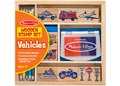 M&D - Vehicle Stamp Set