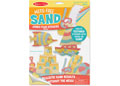 M&D - Mess-Free Sand -Foam Stickers- Beach