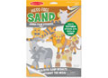 M&D - Mess-Free Sand -Foam Stickers - Jungle