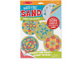 M&D - Mess-Free Sand -Foam Stickers - Mandala