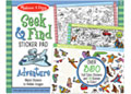 M&D - Seek & Find Sticker Pad - Adventure