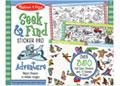M&D - Seek & Find Sticker Pad - Adventure