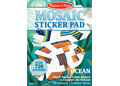 M&D - Mosaic Sticker Pad - Ocean