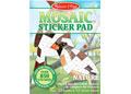 M&D - Mosaic Sticker Pad - Nature