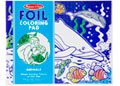 M&D – Foil Coloring Pad – Animals
