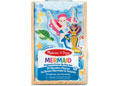 M&D - Mermaid Magnetic Dress-Up Play Set