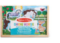 M&D - Show Horse Magnetic Dress Up Play Set