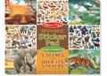 M&D – Reusable Sticker Pad – Jungle & Savanna