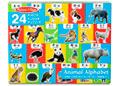 M&D - Animal Alphabet Floor Puzzle - 24pc