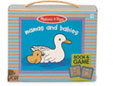M&D - Natural Play - Book and Game - Mamas & Babies