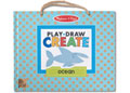 M&D - Natural Play - Play Draw Create - Ocean