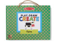M&D - Natural Play - Play Draw Create - Farm