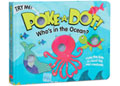 M&D - Poke-A-Dot - Who's in the Ocean Book