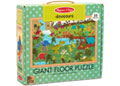 M&D - Natural Play - Giant Floor Puzzle - Dinosaurs