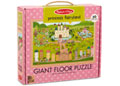 M&D - Natural Play - Giant Floor Puzzle - Princess Fairyland