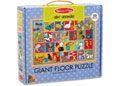 M&D - Natural Play - Giant Floor Puzzle - ABC Animals