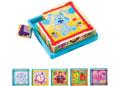 M&D - Blue's Clues & You - Wooden Cube Puzzle - 16pc