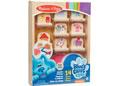 M&D - Blue's Clues & You - Wooden Handle Stamps Set