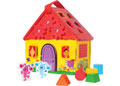 M&D - Blue's Clues & You - Wooden Take-Along House