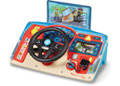 M&D - Paw Patrol - Wooden Interactive Dashboard