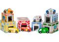 M&D – Nesting & Sorting Buildings & Vehicles