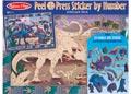M&D – Peel & Press Sticker – Dinosaur