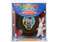 M&D – Magic in a Snap! Magician's Pop-Up Magical Hat with Tricks