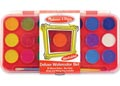 Melissa & Doug - Deluxe Watercolor Paint Set-21 colours