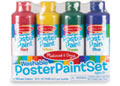 M&D - Washable Poster Paint Set