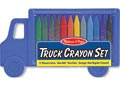 M&D - Crayon Set -Truck