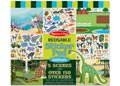 Melissa & Doug - Habitats Reusable Sticker Book