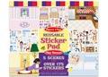 Melissa & Doug - Reusable Sticker Pad - Play House